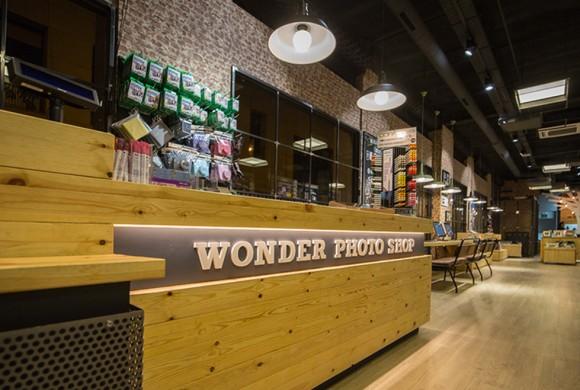 Wonder  Photo Shop FUJIFILM
