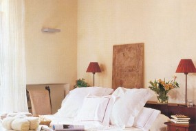 Dormitorio rural