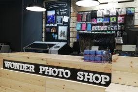 Wonder Photo Shop Málaga